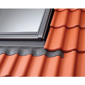VELUX EDW CK04 0000 Tile Roof Window Flashing 550x980mm