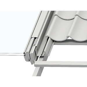 Velux Edz SK06 0000 Tile Roof Window Flashing 1180 x 1140mm