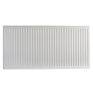 Homeline by Stelrad 500 x 700mm Type 21 Double Panel Plus Single Convector Radiator