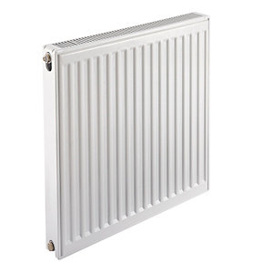Homeline by Stelrad 700 x 600mm Type 21 Double Panel Plus Single Convector Radiator