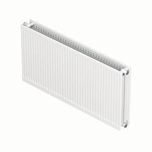 Wickes Type 22 Double Panel Premium Universal Radiator - White 600 x 600 mm