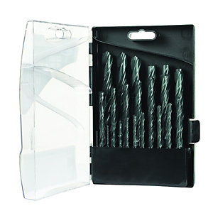 Wickes HSS Drill Bit Set - 1-13mm Pack of 25