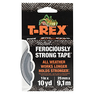 T-Rex Cloth Tape - Grey 25mm x 9.14m