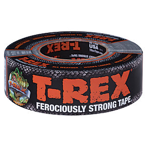 T-Rex Cloth Tape Grey - 48mm x 32m