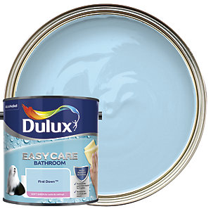 Dulux Easycare Bathroom Soft Sheen Emulsion Paint - First Dawn 2.5L