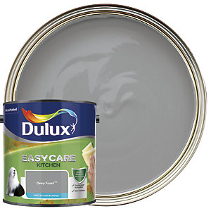 Dulux Easycare Kitchen - Deep Fossil - Matt Emulsion Paint 2.5L