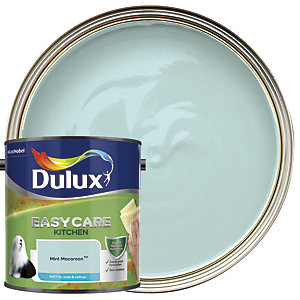 Dulux Easycare Kitchen - Mint Macaroon - Matt Emulsion Paint 2.5L