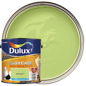 Dulux Easycare Washable & Tough - Kiwi Crush - Matt Emulsion Paint 2.5L
