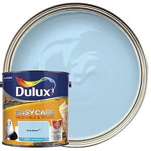 Dulux Easycare Washable & Tough Matt Emulsion Paint - First Dawn 2.5L