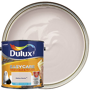 Dulux Easycare Washable & Tough - Mellow Mocha - Matt Emulsion Paint 2.5L