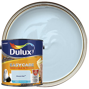 Dulux Easycare Washable & Tough - Mineral Mist - Matt Emulsion Paint 2.5L