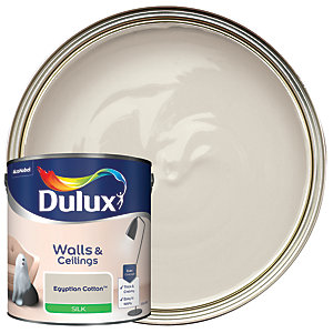 Dulux - Egyptian Cotton - Silk Emulsion Paint 2.5L