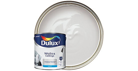 Dulux Standard & Easycare Colour Emulsion