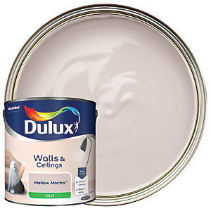 Dulux - Mellow Mocha - Silk Emulsion Paint 2.5L