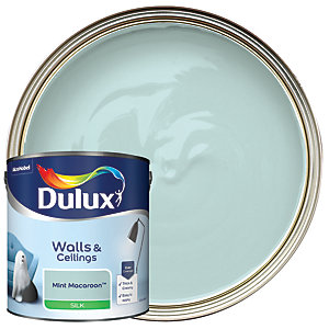 Dulux - Mint Macaroon - Silk Emulsion Paint 2.5L