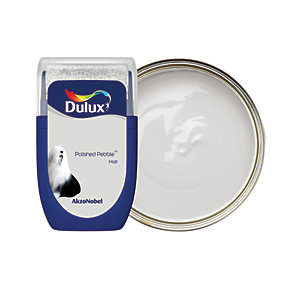 Dulux - Polished Pebble - Emulsion Paint Tester Pot 30ml