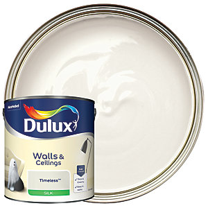 Dulux - Timeless - Silk Emulsion Paint 2.5L