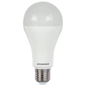 Sylvania LED GLS Dimmable Frosted E27 Light Bulb - 15W