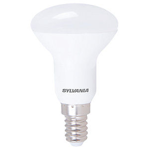 Sylvania LED Non Dimmable Frosted R50 Reflector Bulb  - 5W E14 470lm