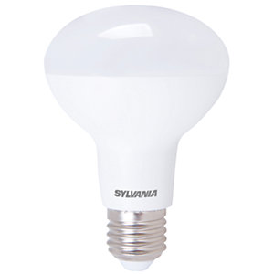 Sylvania LED Non Dimmable Frosted R80 Reflector Bulb - 9W E27 806lm