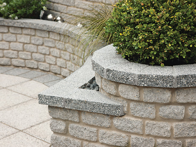Edging, Coping & Kerbs