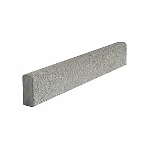 Marshalls Drivesett Argent Edging Stone - Dark 50 x 135 x 915mm