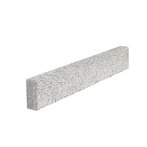 Marshalls Drivesett Argent Edging Stone - Light 50 x 150 x 600mm