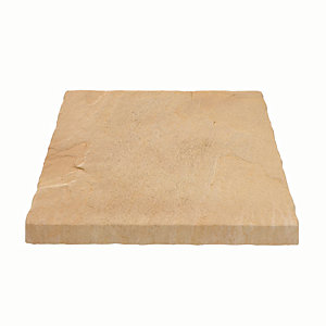 Marshalls Heritage Riven Coping Stone - Yorkstone 600 x 300 x 38mm Pack of 44