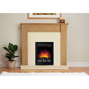 Be Modern Bromley Electric Fire Suite