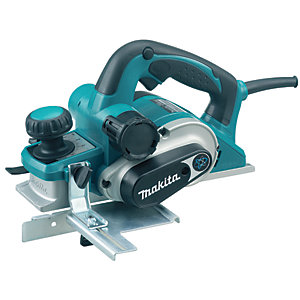 Makita KP0810CK 82mm Heavy Duty Corded Planer 240V - 850W