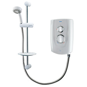 Triton T5 Electric Shower - White 9.5kW
