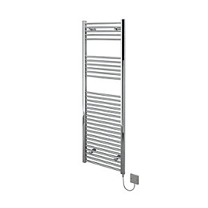 Kudox Flat Electric Towel Radiator - Chrome 500 x 1500 mm