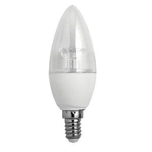 Wickes LED Candle Light Bulb - 5.9W E14