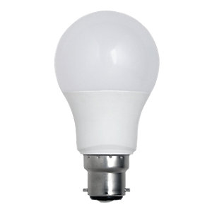 Wickes LED Gls Frosted Light Bulb - 9.2W B22