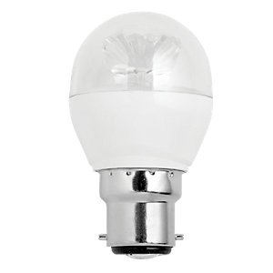 Wickes LED Mini Globe Light Bulb - 5.9W B22