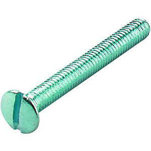 Wickes Spare Electrical Screws - 30mm Pack of 4