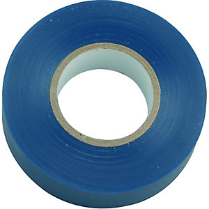 Wickes Electrcial Insulation Tape - Blue 20m