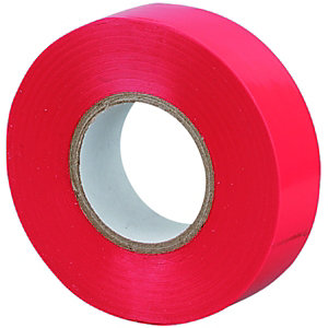 Wickes Electrical Insulation Tape - Red 20m