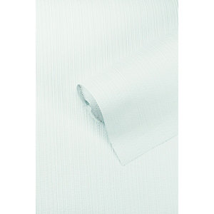 Wickes 103-30 Embossed Wallpaper White - 10m