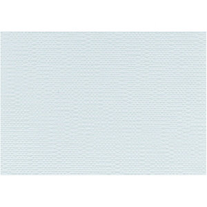Wickes 9002 Embossed Wallpaper White - 10m
