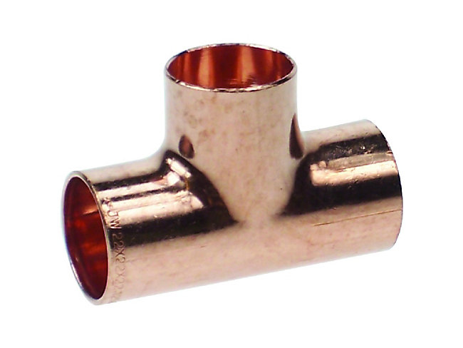 Copper End Feed Fittings