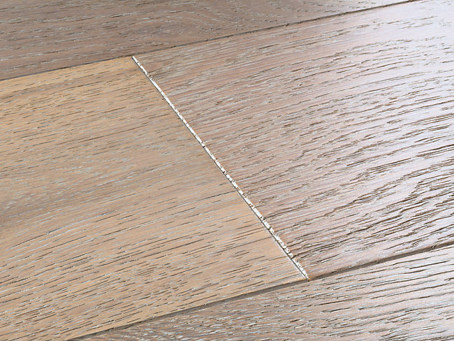 Beach Washed Oak Engineered Flooring