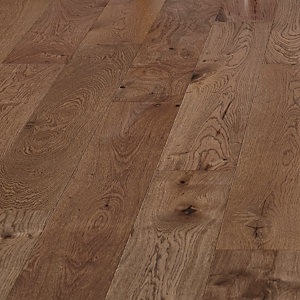 Style Dusky Dark Oak Engineered Wood Flooring 1 44m2 Pack