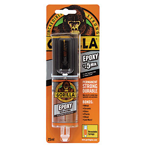 Gorilla Epoxy Glue - 25ml