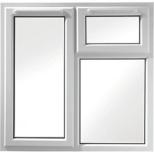 Euramax Bespoke uPVC A Rated STF Casement Window - White