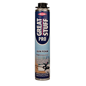 Dow Great Stuff Pro Gun Foam Fixer - 750ml