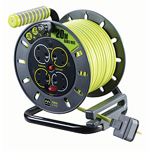 Admirable Extension Leads Cable Reels Electrical Cable Cable Management Wiring Cloud Inamadienstapotheekhoekschewaardnl