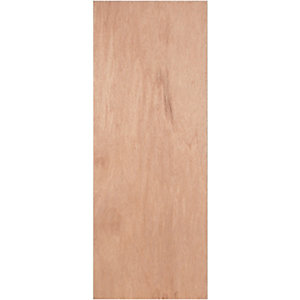 Wickes Ply Flush Exterior Fire Door 2040 x 726mm