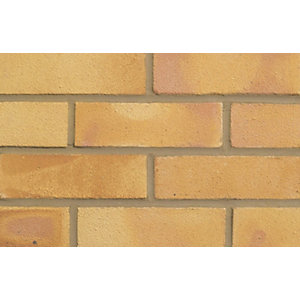 LBC Golden Facing Brick - Buff 65mm