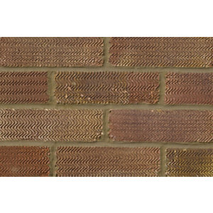 LBC Rustic Antique Facing Brick - Red 65mm